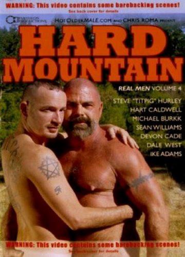 Real Men Volume 4 - Hard Mountain