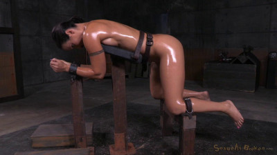 Fit Milf Wenona Belted Strict Bondage Roughly Fucked Brutal Punishing Deepthroat (2015)