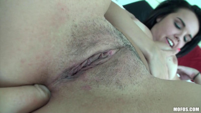 Hot Anal Action With A Pretty Girl In The Apartment