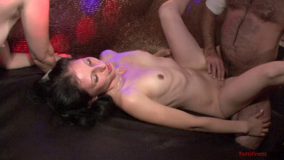 Slut MILFs on my swinger party