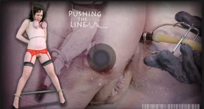 Realtimebondage - Apr 13, 2013 - Pushing the Line 2 - Dixon Mason