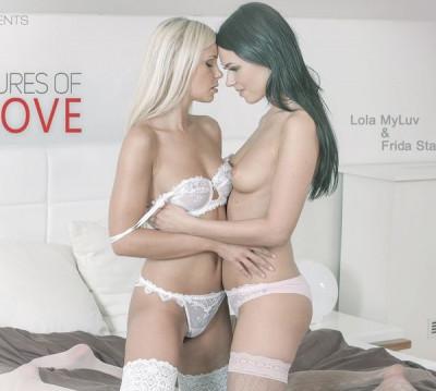 Frida Stark, Lola Myluv - The Pleasures Of Love (2015)