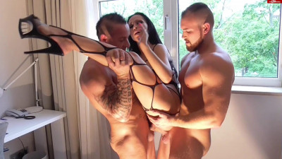 Double Anal und Double Penetration