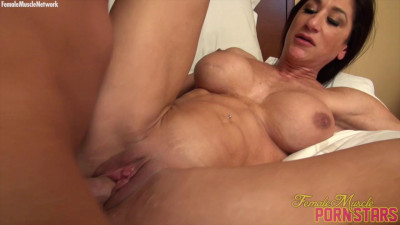 Hot Italian — She Gets Some. Then She Swallows Some. You See It All