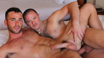 Big Cock Max Cameron and Alex Mason Barebacking