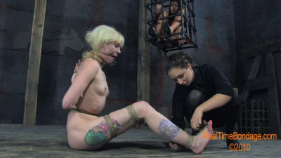Real Time Bondage - Gluten For Punishment (Sarah Jane Ceylon)