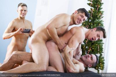 Single point Quinn, Ethan Pursue and Manuel Skye