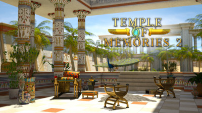 Temple of Memories — Part #2 Naama