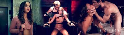 HostelXXX - Taxi To Torment - Liza Rowe