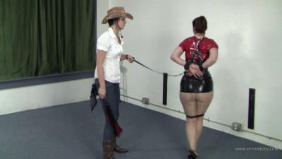 Belle Davis & Serene Isley – Rodeo Groupie Gets Trained