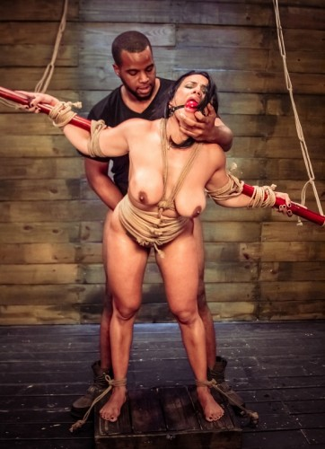 Super Rope Bondage And BDSM Fucking
