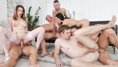 BiEmpire - Orgy Mania (2017)