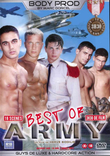 Best of Army Cover Front
