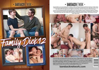 Bareback Network – Family Dick Vol.12 Full HD (2019)