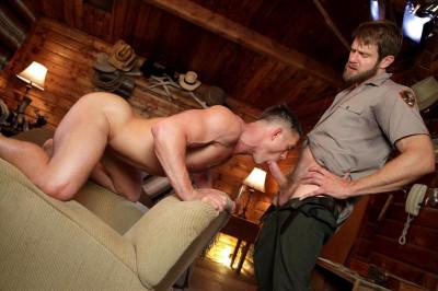 Naked Sword - Scared Stiff - Colby Keller, Ryan Rose