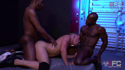 Raw Fuck Club - Shawn Andrews Spit Roast and DP