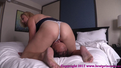 Chloe & Natalya — Chastity Slave Edges