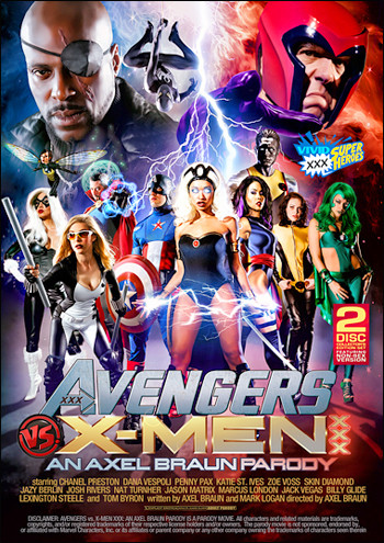 Description Avengers vs X-Men XXX: An Axel Braun Parody