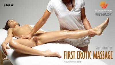 Description Hegre-Art - First Erotic Massage