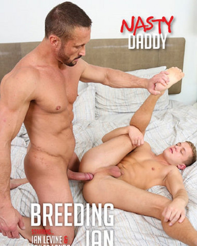 Nasty Daddy - Myles Landon Breeding Ian Levine (1080p)