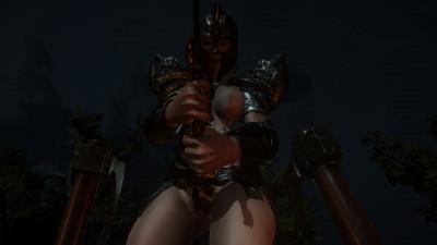 Goddess of Trampling vol1