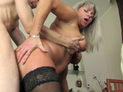 Pack Russian mature woman