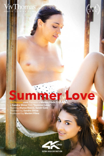Alyssa Reece, Sarah Cute - Summer Love (2019)