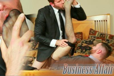 Gentlemen'sCloset - Business Affairs Part 2 Stockings