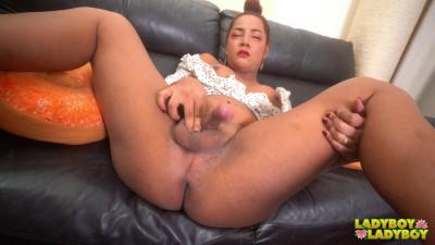 Mai Pleasures Her Cock!