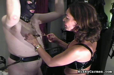 Exclusive New Gold Vip Collection Of KinkyCarmen. Part 1.