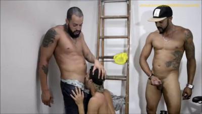 Os Primos Dotados -Breno, Ricardo, Marcello Moreno