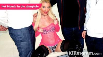 Lexi Lou - Hot Blonde In The Gloryhole