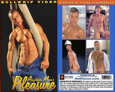 Bullwhip Video – Another Man's Pleasure (1995)