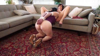 That Bondage Girl – Eating Her Prey – Dixie Comet & Veruca James