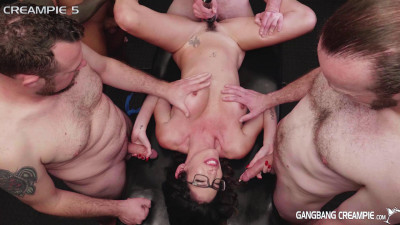 Gangbang Creampie Part 157 – Dava Fox