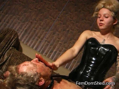 Pain Punishments and Extreme Femdom part 17