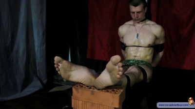 Ruscapturedboys - Captured Soldier Pavel Semenov - Part II - 2017