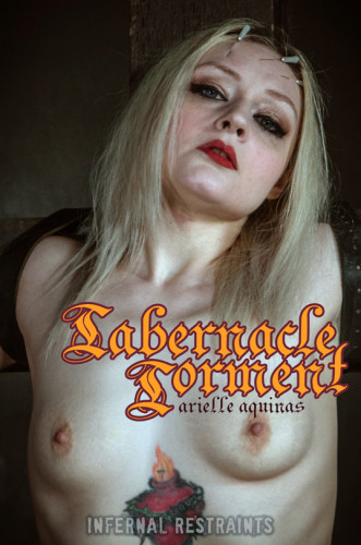 Description Arielle Aquinas - Tabernacle Torment(2019)