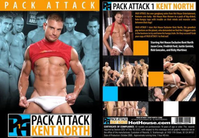 Hot House Video – Pack Attack Vol.1: Kent North (2006)