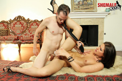 Michelle Firestone & Chad Diamond Rough Sex