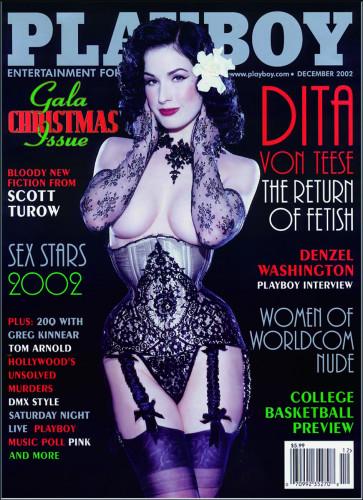 Playboy USA 2002