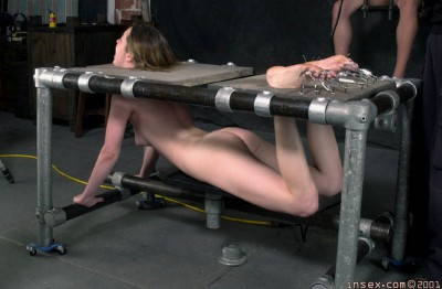Molly's Toe Stretch Live Feed RAW – InSex
