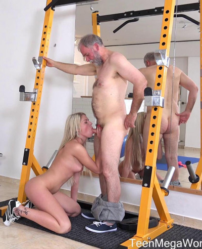 Martina D – Gym brings sex addicts together FullHD 1080p