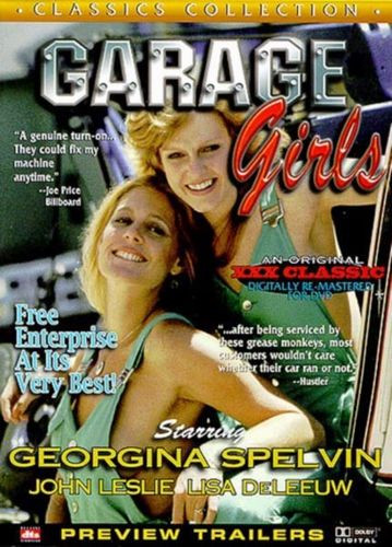 Description Garage Girls(1980)- Georgina Spelvin, John Leslie, Lisa De Leeuw
