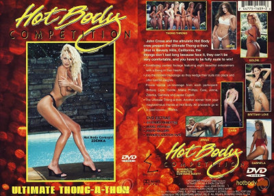 Hot Body Competition: Ultimate Thong-A-Thon