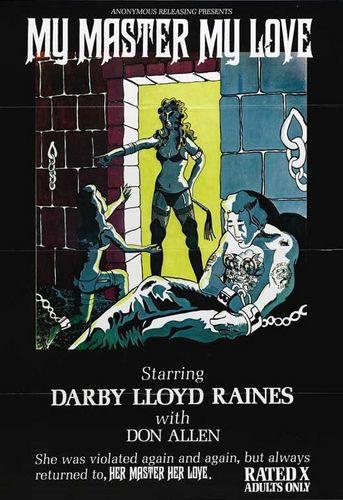Description My Master My Love(1975)- Darby Lloyd Rains, Barbara Carson