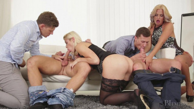 Description Sweet Cat, Nicole Vice, Mark Black, Paul Fresh, Jace Reed( Want to try a Bi Orgy