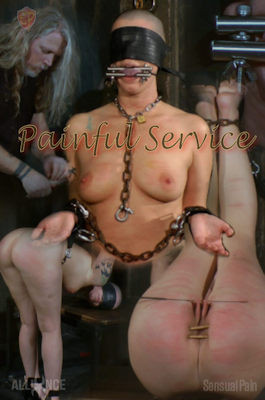 Painful Service – Abigail Dupree,Master James