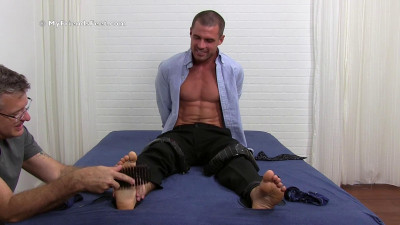 Ticklish Sawyer Tortured