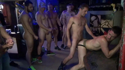 Raw Fuck Club - Owen Powers Go-Go Gang Bang 720p